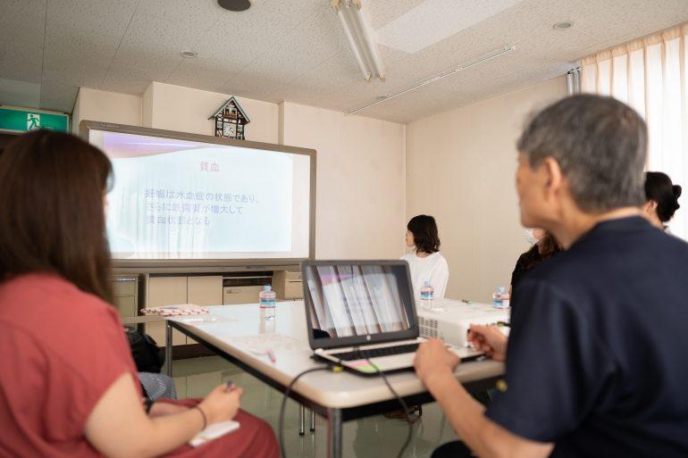 母親教室|盛岡市の産科婦人科吉田医院