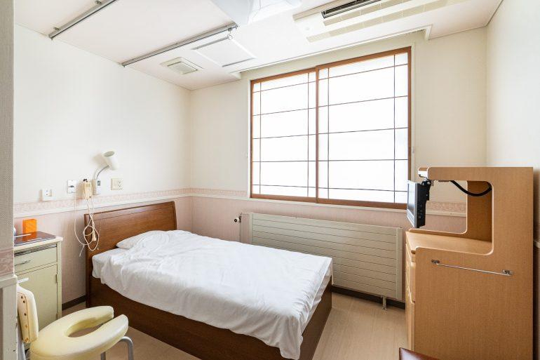 個室|盛岡市の産科婦人科吉田医院